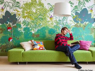 Maurizio Giovannoni Studio Skandinavische Wohnzimmer