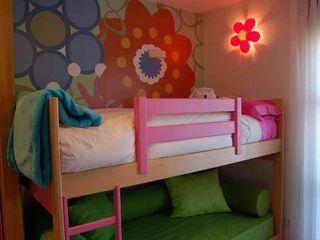FrAncisco SilvÁn - Arquitectura de Interior ห้องนอนเด็กเตียงเด็กและเปลเด็ก
