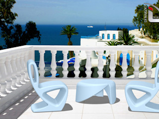 dimarziodesign Living roomStools & chairs