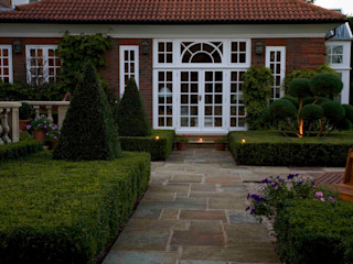 Traditional & Classic Garden Landscape Design Classic style houses