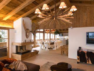 Raumkonzepte Peter Buchberger Living room