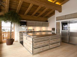 Raumkonzepte Peter Buchberger Kitchen