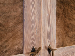 Raumkonzepte Peter Buchberger Rustic style windows & doors