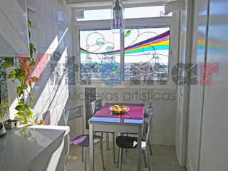 Vitromar Vidrieras Artísticas หน้าต่างและประตูหน้าต่าง