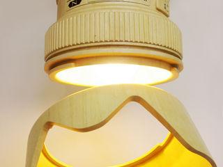 Lámpara DSLR Paparazzi Monoculo Design Studio EstudioIluminación
