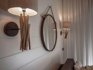 Studio Matteoni Cuartos de estilo mediterráneo