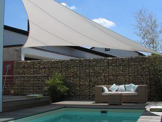 aeronautec GmbH Modern Terrace White