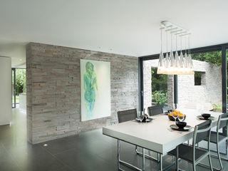 AR Design Studio- Abbots Way AR Design Studio Comedores de estilo moderno