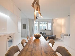 Alexander John Huston Modern Dining Room