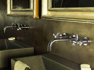 Water Lounge BARASONA Diseño y Comunicacion Baños de estilo industrial