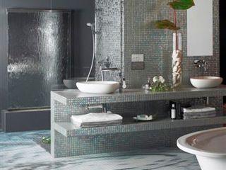 Water Hotel BARASONA Diseño y Comunicacion Baños de estilo moderno