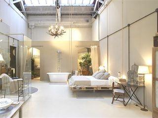 Charming Suite BARASONA Diseño y Comunicacion Dormitorios
