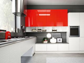 modern kitchen KuchniaMeble do przechowywania