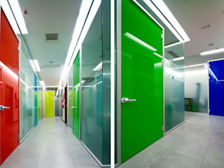 FèRiMa architetti russo Study/office