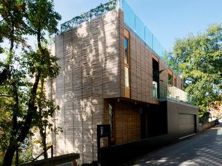 casa binocolo fabio ferrini architetto