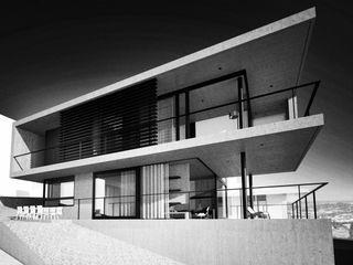 casa in calcestruzzo fabio ferrini architetto