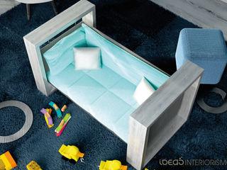 Ideas Interiorismo Exclusivo, SLU ห้องนอนเด็กเตียงเด็กและเปลเด็ก