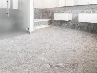 Pientka - Faszination Naturstein Casas de banho modernas