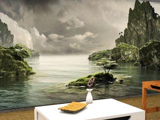 Idée décoration Japon YEDA Locaux commerciaux & Magasin asiatiques