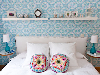 www.rocio-olmo.com Modern style bedroom