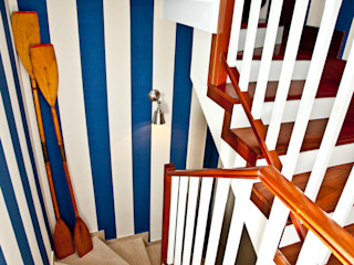 www.rocio-olmo.com Mediterranean corridor, hallway & stairs