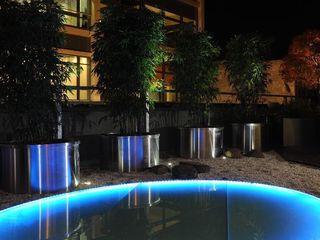 Moderner Dachgarten dirlenbach - garten mit stil GartenBeleuchtung