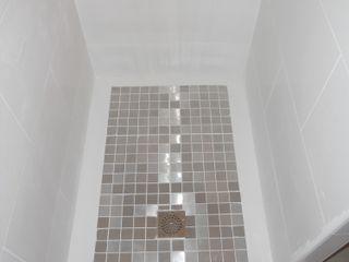 Reforma de baños Tatiana Doria, Diseño de interiores BañosBañeras y duchas