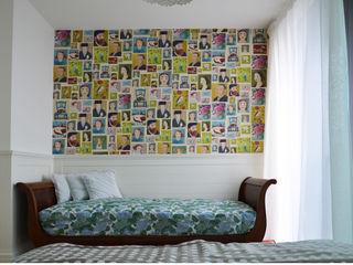 Interior design - Sea House - Jesolo Venezia Italy IMAGO DESIGN Soggiorno eclettico