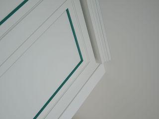 Interior design - Sea House - Jesolo Venezia Italy IMAGO DESIGN Ingresso, Corridoio & Scale in stile moderno