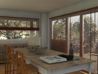 Proyecto de office de cocina Tatiana Doria, Diseño de interiores Cocinas