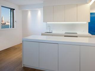 Giorgio Pettenò Architetti Modern Kitchen