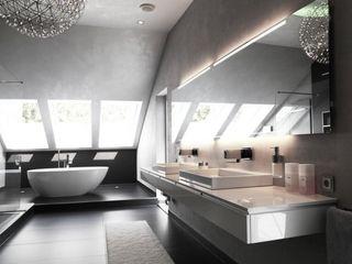 Bolz Licht und Wohnen · 1946 Modern Bathroom