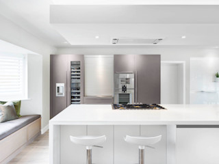 Contemporary Kitchen Space Studio Hooton Modern kitchen