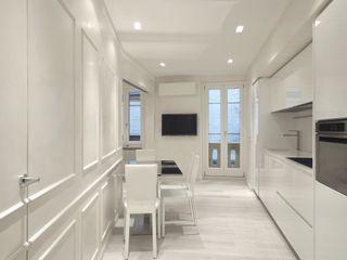 Casa di vacanze gosplan architects Cucina