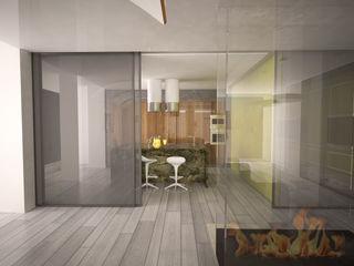 labzona 现代客厅設計點子、靈感 & 圖片