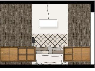 Atelier Schöngestalt Classic style bedroom
