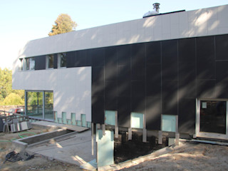 Vivienda Unifamiliar en Vigo (Spain) HUGA ARQUITECTOS Casas de estilo moderno