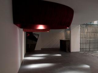 Q:NØ Arquitectos Living roomLighting