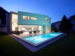 Studio d'arch. Gianluca Martinelli Casas estilo moderno: ideas, arquitectura e imágenes