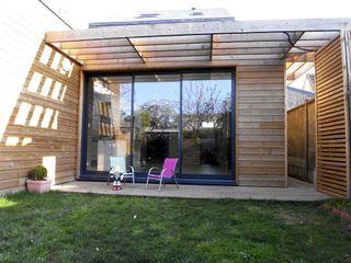 Allegre + Bonandrini architectes DPLG Modern houses
