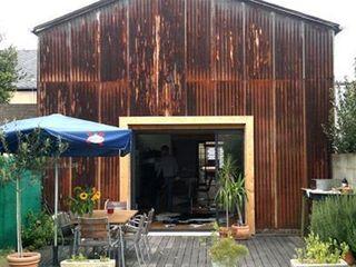 Allegre + Bonandrini architectes DPLG Industrial style houses