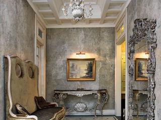 Villa in Russia Scultura & Design S.r.l. Ingresso, Corridoio & Scale in stile classico