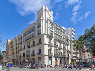Apartamento lujo en centro de Málaga Espacios y Luz Fotografía Casas de estilo moderno