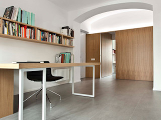 studioata Modern Study Room and Home Office