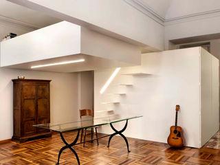 studioata Ruang Keluarga Modern