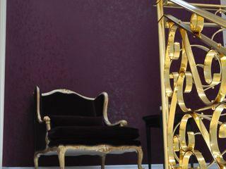 Total Redesign Villa Vienna Elke Altenberger Interior Design & Consulting Klassischer Flur, Diele & Treppenhaus