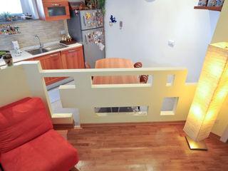 L Home Luca Bucciantini Architettura d' interni Cucina