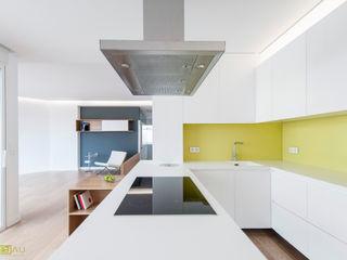 amBau Gestion y Proyectos Ausgefallene Küchen