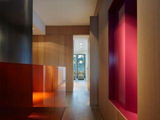 Montpellier House Concept Arch. Massimo Bertola Soggiorno moderno