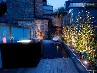 London Bridge, London Urban Roof Gardens Modern terrace